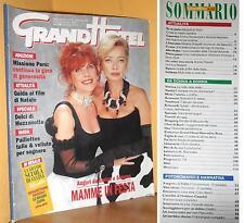 GRAND HOTEL - ANNO L - N. 52 - 29 DICEMBRE 1995 - ENRICA BONACCORTI - RIVISTA