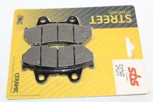 HONDA PASTIGLIE FRENO ANTERIORE VT1100C-CMX450-CX500-XL600V-VT500C