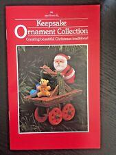 Hallmark 1983 Dream Book Ornament Catalog