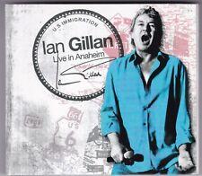 IAN GILLAN - LIVE IN ANAHEIM 2 CD'S DIGIPACK TOP!