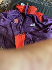 London 2012 Olympics Games Maker Official ADIDAS Jacket with Hood Size: L