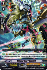 x4 Million Ray Pegasus - G-BT09/048EN - C CFV M/NM
