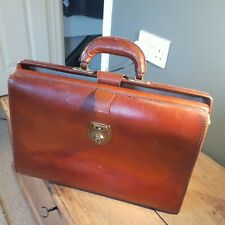 Small Leather Briefcase