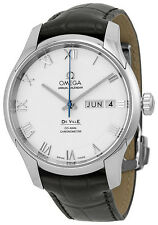 Authentic Omega De Ville Silver Dial Men's Watch 431.13.41.22.02.001 Discounted