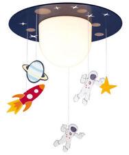 Kinder-Deckenlichter/- leuchten für Jungen & Mädchen mit Weltraum-Raumschiffe