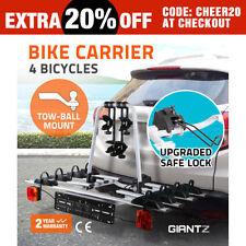 Unbranded 4 Bike Capacity Car & Truck Bicycle Racks