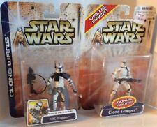 Star Wars Clone Wars Value Pack Arc Trooper And Clone Trooper - Good Minus