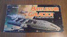 Vintage Battlestar Galactica Board Game 1978 Parker Brothers 100% Complete BSG