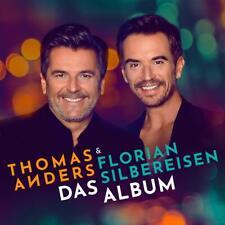 THOMAS ANDERS & FLORIAN SILBEREISEN Das Album (2020 ) CD NEU & OVP 05.06.2020