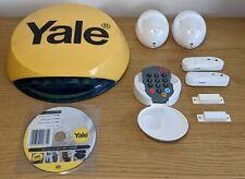 Yale HSA 6200 Essentials Alarm Kit Security Home Wireless Door Window