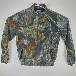 Fieldstaff Mossy Oak Fleece Jacket Youth XL