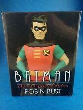 Diamond Select BATMAN - ROBIN BUST The Animated Series Limited Edition #713