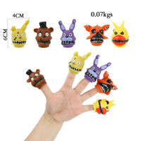 5Pc Finger Doll Baby Educational Five Nights At Freddy's Hand Cartoon Animal Toy