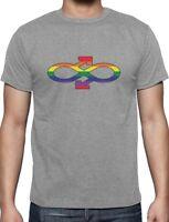 Gay Pride Rainbow Endless Love Equal Rights T-Shirt Gift Idea