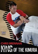 King of the Kimura DVD with Chris Brennan BJJ MMA Jiu-Jitsu