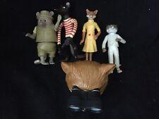 Fantastic Mr. Fox McDonald's figures