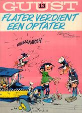 GUUST 13 - FLATER VERDIENT EEN OPTATER - Franquin