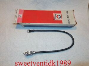"NOS...Delco Battery Cable (+) #4E-22 ... 1967- 1970 Chevrolet Trucks,,,,22  3/4"""