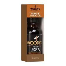 Woody's for Men Beard & Tattoo Oil 30ml