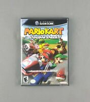 Mario Kart: Double Dash (Nintendo GameCube, 2003) Complete with Manual *TESTED*