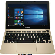 "Asus Vivo Book E200HA-FD0006TS Notebook  Intel Quad Core Z8300 11.6"" Gold Win10"