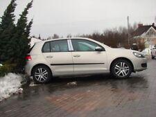 Türschutzleisten Rammschutz für VW Golf VI Schrägheck 2008-2011