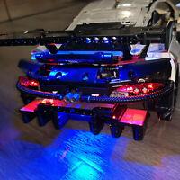 Kit d'éclairage à LED SEULEMENT pour Lego 42096 Technic Porsche 911 RSR Lighting