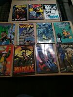 X-Men Wolverine TPB Collection (Lot of 11)