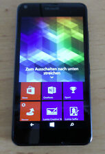 Microsoft  Lumia 640 LTE - 8GB - Schwarz  Smartphone