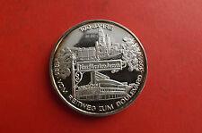 *Silbermedaille 1986*100 J.Von Reitweg zum Boulevard- ca.23g.  ca.40mm. (BOX1)