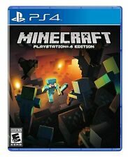 Minecraft ( Playstation 4 / PS4 ) Brand new