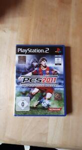 Pro Evolution Soccer 2011 (Sony PlayStation 2, 2010, DVD-Box)