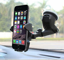 In Car Suction Phone Holder Dashboard Windscreen Universal Mount 360° Adjustable