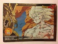 Dragon Ball Z Skill Card Collection N50