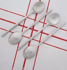 1 or more Lauffer Design 3 Demitasse Espresso or Coffee Spoon 18/8 Mid-Century