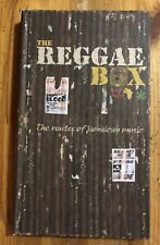Reggae Box The Routes of Jamaican Music 4 CD Box Set With Booklet Island Records