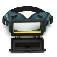 Saldatura Maschera Occhiali Protezione Casco Oscuramento Auto Solare Goggle