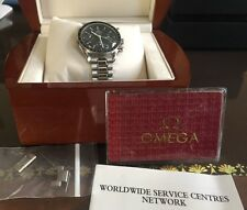 Authentic OMEGA Speedmaster Watch 3510.50 Stainless Steel Automatic Men