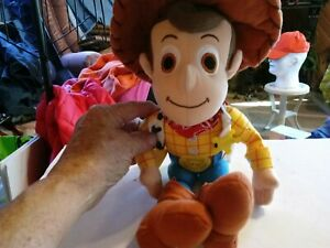"""Toy Story Woody 14""""tall Plush"""