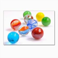 Marbles Postcards (Pack of 10) - Brand New