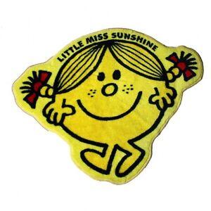 Miss Sunshine Mr. Men Little Miss Area  Rug for Bath or any Room