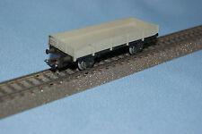 PRIMEX 4596 DB Flat Car Grey