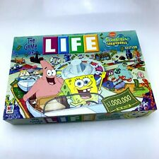 The Game of Life SpongeBob SquarePants | 2005 Nickelodeon | Complete Game
