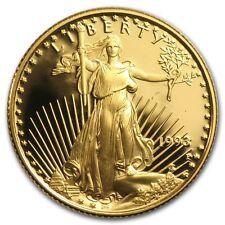 1/4 oz Proof Gold American Eagle (Random Year, Capsule Only) - SKU #32908