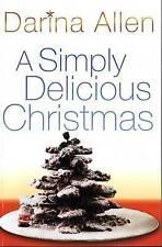 A Simply Delicious Christmas, Good Condition Book, Allen, Darina, ISBN 978071713