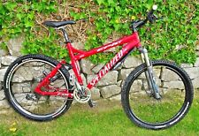 Specialized Epic FSR Full Suspension Mountain Bike in Red