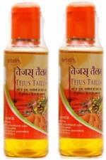5 X Patanjali Tejus Tailum 100ml Hair Oil & Body Massage oil Free shipping