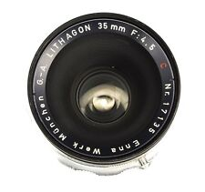 Enna 35mm f4.5 Lithagon M-42 mount  #17135