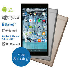 binj A6 Tablet for Android - Unlocked Tablet & Smartphone for GSM providers