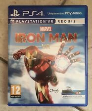 iron man vr ps4 Jeux Sony Playstation 4